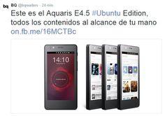 El primer móvil Ubuntu llegará a Europa la semana que viene
