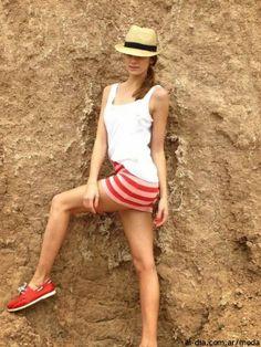 OUTFIT DEL DÍA: Combina blusas blancas para el Verano