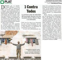 FOX Networks Group: Lanzamiento de 1 Contra Todos en la revista Caretas de Perú (23/06/16)