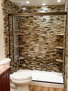 Inspiración: baños pequeños | Baños, Duchas, Tinas | Pinterest ...