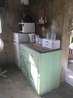 Vintage storage cupboard from Kiki's Vintage Studio