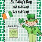 St. Patty's Day Find and Graph-Roll and Graph