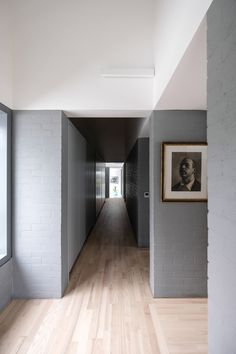 House Lessans by Belfast-based architecture studio McGonigle McGrath has been named winner of the RIBA House of the Year 2019 award Peter Zumthor, Concrete Architecture, Contemporary Architecture, Residential Architecture, Grand Designs Houses, Zinc Roof, Light Hardwood Floors, Small Buildings, Architect Design