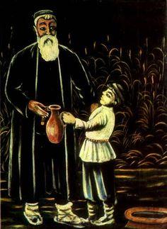 1908, გლეხი და მისი შვილიშვილი