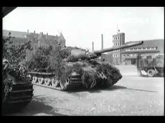 Jadgtiger Surrender 1945! Excellent video and story from War History Online. https://www.warhistoryonline.com/whotube-2/jagdtigers-surrender-in-germany.html?utm_medium=social&utm_campaign=postplanner&utm_source=facebook.com