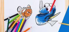 Imprimez votre coloriage parmi la sélection des coloriages de Tous-les-Héros : La Reine des Neiges, Pat' Patrouille, Disney Princesses, Pokémon...