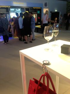 Mission: bags off the floor with #pursehooks by taeshy®. Available at taeshy.de  Email for delivery outside Germany  taeshy® custom made for #SusanG.Komen Breast Cancer #Foundation in cooperation with #Laurèl #RunwayShow @ #Mercedes-Benz #FashionWeek #Berlin SS15. Purse: #Saint Laurent  #baghanger #taeshy #pursehook #bagsoffthegroundwithstyle #handtaschenhalter #accessories #charms #swarovski #musthave