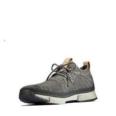559c868dd7f0 Clarks Tri Native - Mens Sport Shoes Dark Grey 10 Gray Dark Grey