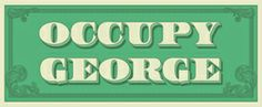 Money talks, but not loud enough for the 99%. By circulating dollar bills stamped with fact-based infographics, Occupy George informs the public of America's daunting economic disparity one bill at a time. Because [money] knowledge is power.