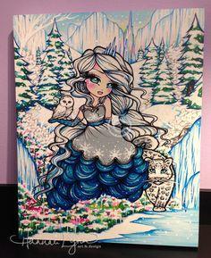 Hannah Lynn art <3 | http://www.hannahlynnart.com/portfolio.html