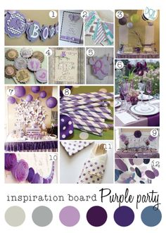 http://wp.me/4fBSv  #dotplan #lavander #grey #white #wedding #romantic #countrychic #lowcost