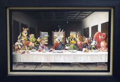 Last Supper funny! :)