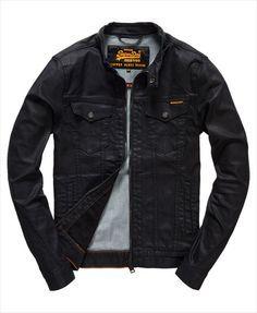 Biker Black Jacket