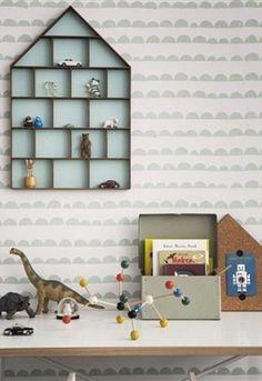 5x lief behang voor de kleintjes - Residence