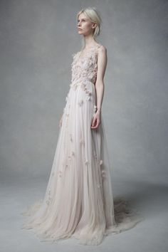 Wedding Gowns / Samuelle Couture / Bridal Fashion. More on The LANE: