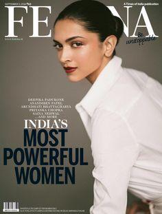 Deepika Padukone Femina India September 2014