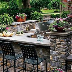 Patio idea.... I wish....