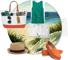 """""""Summer Time!"""" by karlamckay on Polyvore"""