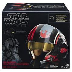 Star Wars Black Series Poe Dameron Helmet
