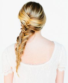 13 Hot Hairstyles to Rock at the Gym via Brit + Co