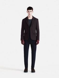 COS AUTUMN/WINTER 2011/12 MEN'S COLLECTION LOOKBOOK