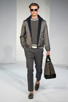 Gieves Hawkes, spring/summer 2015 menswear collection