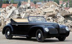 Alfa Romeo 6C 2500 S Spider (1939)