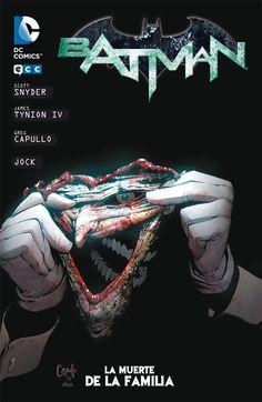 Batman: La muerte de la familia (segunda edición)
