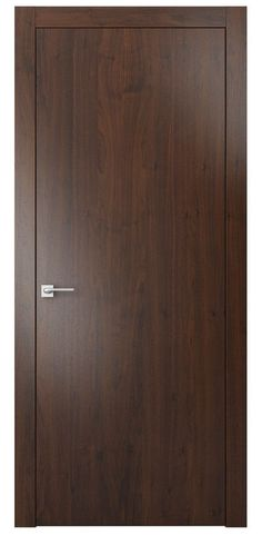 Sarto Planum 0010 Interior Door Walnut Brandy Vertical - April 16 2019 at Bedroom Door Design, Door Design Interior, Interior Barn Doors, Modern Interior Design, Bedroom Doors, French Interior, Scandinavian Interior, Contemporary Interior, Luxury Interior