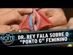 """The Noite (30/04/14) - Dr. Rey fala sobre o """"ponto G"""" da mulher - YouTube"""