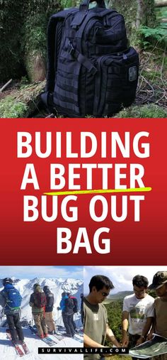 Building A Better Bug Out Bag Survival First Aid Kit 1c64b57bdde11