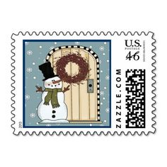You're So Special Christmas Postage Stamps