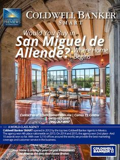 #‎realestate‬ ‪#‎home‬ ‪#‎forsale‬ ‪#‎sanmigueldeallende‬ ‪#‎mexico‬ ‪#‎previews‬ ‪#‎coldwellbanker‬ ‪#‎smart‬ ‪#‎bienesraices‬ ‪#‎casa‬ ‪#‎enventa‬ ‪#‎live‬ ‪#‎travelandleisure‬ ‪#‎best‬ ‪#‎city‬