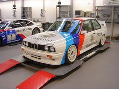 """Because of the excellent chassis of the """"E30"""", it made it a very popular choice with rally racing enthusiasts. Rallying is a race that is held in either a stadium or through a set course, usually in the wilderness where drivers have to make quick maneuvers and try to go as fast as they can. There is a story of a person who took a regular $500 dollar e30 and got in third place against hundreds of hundred thousand dollar rally cars."""