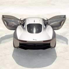 Car brand Jaguar are showcasing their C-X75 electric concept car boosted by jet engines at Clerkenwell Design Week in London this week and have announced plans to put the £700,000 vehicle into production.