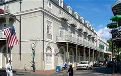 With Ace & Marian, and our kids, stayed at Bourbon Orleans New Orleans La - Bing Images