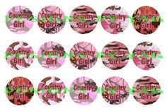 Free Stuff: Camo Country Girl Bottle Cap Images - Listia.com Auctions for Free Stuff