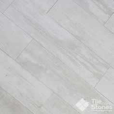 Images Photos Colonial White Wood Plank Porcelain Tile
