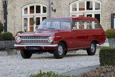 Opel Rekord A Caravan 1963