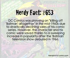 Nerdy Fact 653