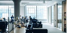 The New WIRED Office in San Francisco Looks Awesome - UltraLinx