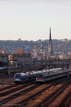 Triage, Sotteville-Les Rouen
