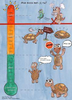 Boosheid thermometer