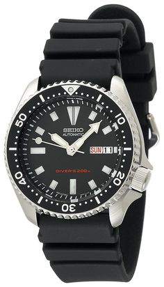 Seiko SKX173 Automatic Diver Watch at Wm.MarKen Jewelers