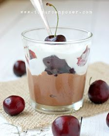 The Urban Poser:: 5 Minute Dairy Free Chocolate Mousse