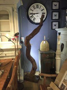 Driftwood Lamp.. Oz-Styled