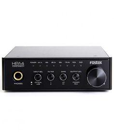 Fostex usb dac headphone amplifier at Moon Audio Headphone Amp, Audiophile, A4, Audio Headphones