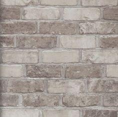 Vlies-Tapete-Bruchstein-Stein-Muster-grau-anthrazit-schwarz-braun-terra-mauer