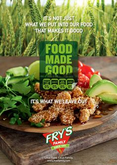Our Cookbooks - Fry's Family Food