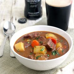 Guinness Beef Stew....Cooks Country Recipe by Traceyscullinaryadventures.com